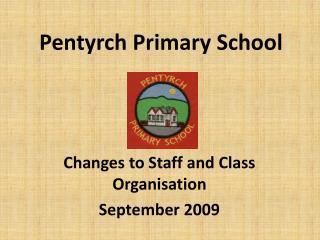 Pentyrch Primary School