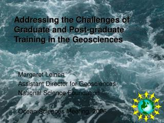 Addressing the Challenges of Graduate and Post-graduate Training in the Geosciences