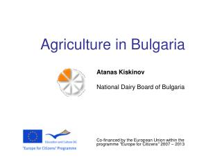 Agriculture in Bulgaria