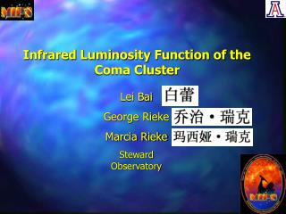 Infrared Luminosity Function of the Coma Cluster