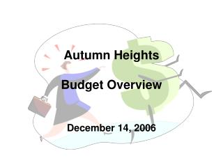 Autumn Heights Budget Overview