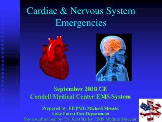 Cardiac & Nervous System Emergencies