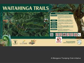 A Wanganui Tramping Club initiative