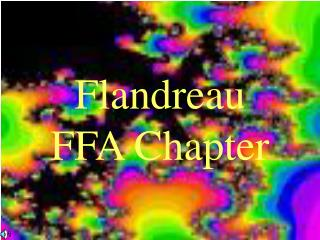 Flandreau  FFA Chapter