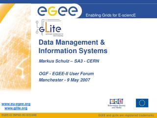 Data Management &  Information Systems