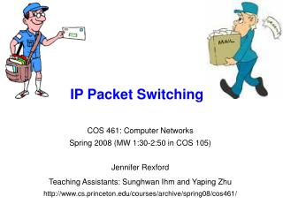 IP Packet Switching