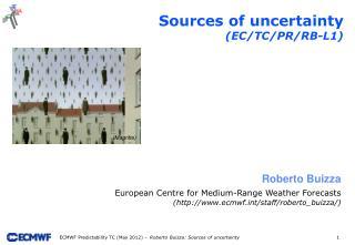 Sources of uncertainty (EC/TC/PR/RB-L1)