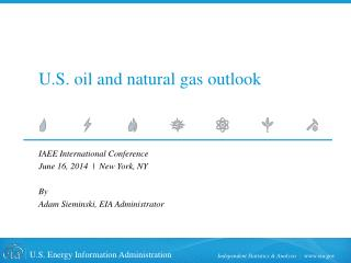 U.S. oil and natural gas outlook