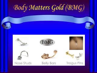 Body Matters Gold