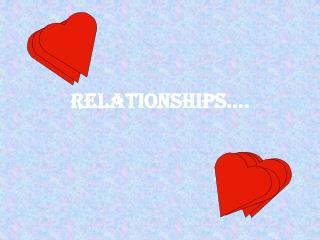 Relationships�.