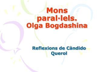 Mons paral·lels. Olga Bogdashina