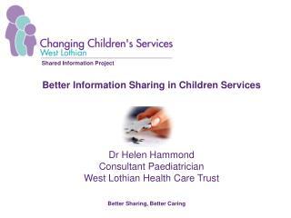 Better Sharing, Better Caring