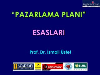 Prof. Dr. ?smail �stel