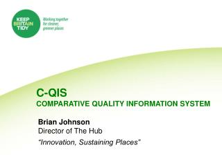 C-QIS COMPARATIVE QUALITY INFORMATION SYSTEM