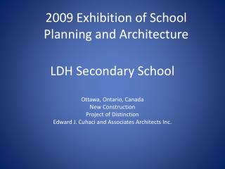 LDH Secondary School