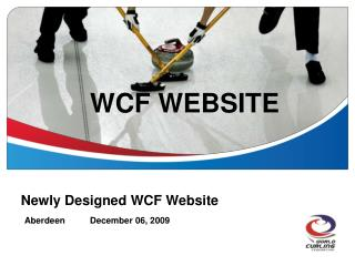 WCF WEBSITE
