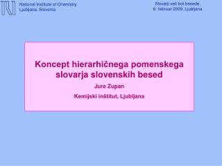 Slovarji ve? kot besede, 6. februar 2009, Ljubljana