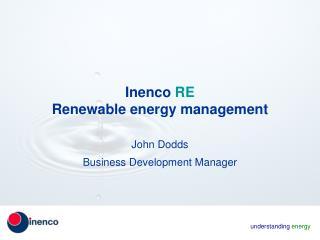Inenco  RE Renewable energy management