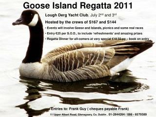Goose Island Regatta 2011