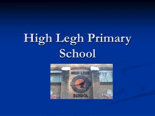 High Legh Primary School