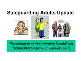 Safeguarding Adults Update