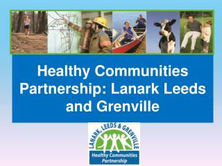 Healthy Communities Partnership: Lanark Leeds and Grenville