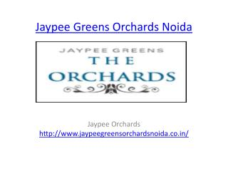 Jaypee Orchards