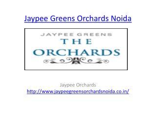 Jaypee Orchards