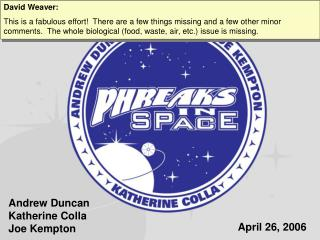 April 26, 2006