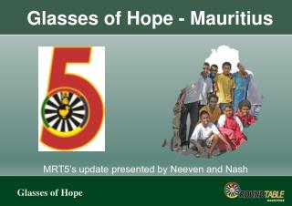 Glasses of Hope - Mauritius
