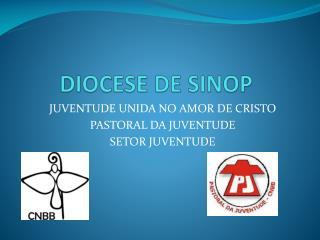 DIOCESE DE SINOP