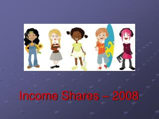 Income Shares   2008