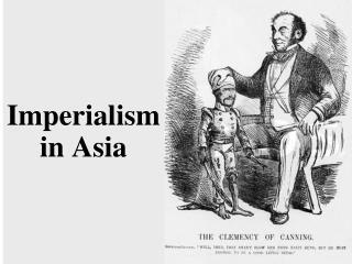 Imperialism in Asia