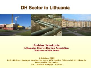 DH Sector in Lithuania