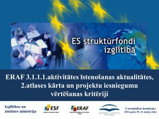 Uzraudzības komitejas  2012.gada 30.-31.maija sēdei