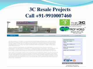 3C Resale