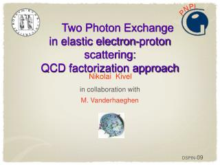 Two Photon Exchange  in elastic electron-proton scattering: QCD factorization approach