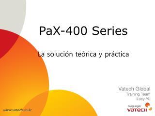 Vatech Global  Training Team -Lucy Yi-
