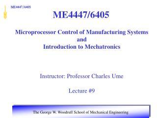 ME4447/6405