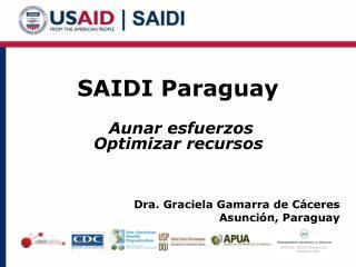SAIDI Paraguay