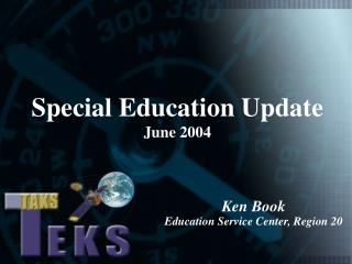 Special Education Update June 2004