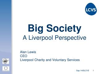 Big Society A Liverpool Perspective