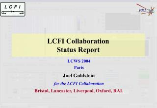 LCFI Collaboration Status Report