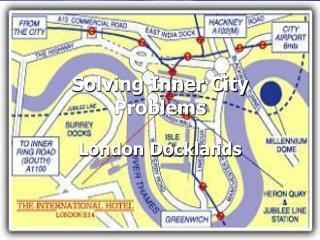 Solving Inner City Problems