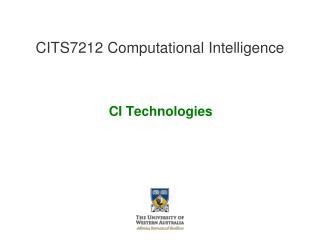 CI Technologies