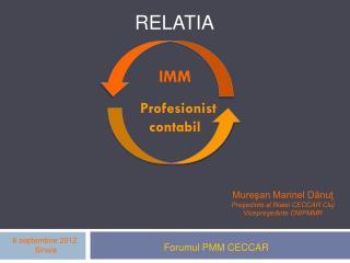 IMM Profesionist  contabil