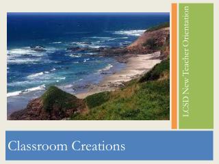 LCSD New Teacher Orientation