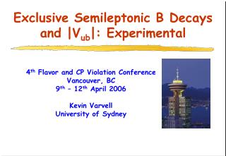 Exclusive Semileptonic B Decays and |V ub |: Experimental