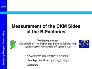 Measurement of the CKM Sides at the B-Factories