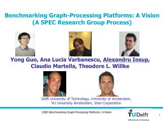 Benchmarking Graph-Processing Platforms: A Vision (A SPEC Research Group Process)